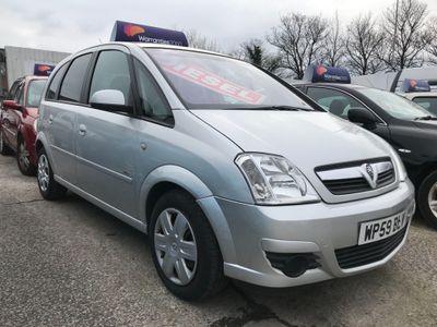 Vauxhall Meriva MPV 1.3 CDTi Active 5dr
