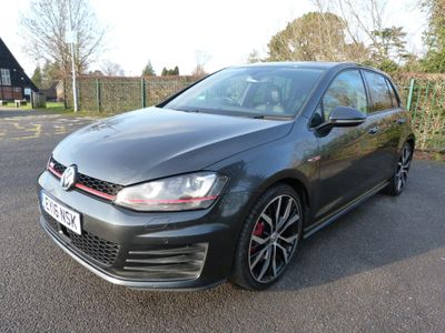Volkswagen Golf Hatchback 2.0 TSI BlueMotion Tech GTI (Performance pack) DSG (s/s) 5dr