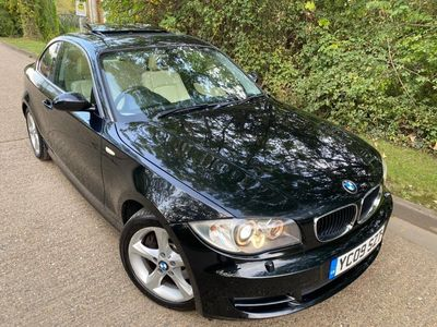 BMW 1 Series Coupe 2.0 123d SE Auto 2dr
