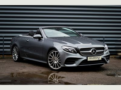 Mercedes-Benz E Class Convertible 3.0 E400 V6 AMG Line (Premium Plus) Cabriolet G-Tronic+ 4MATIC (s/s) 2dr