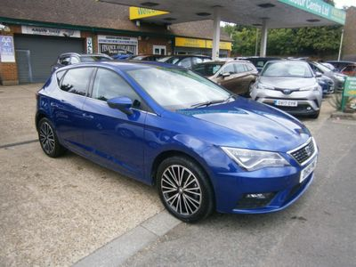 SEAT Leon Hatchback 1.5 TSI EVO XCELLENCE Lux DSG (s/s) 5dr
