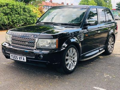 Land Rover Range Rover Sport SUV 2.7 TD V6 HSE 5dr