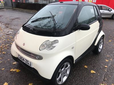 Smart fortwo Convertible 0.7 City Pulse Cabriolet 2dr