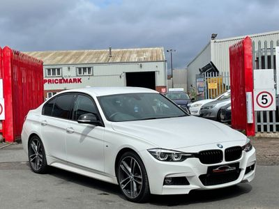 BMW 3 Series Saloon 2.0 320d M Sport Shadow Edition Auto (s/s) 4dr