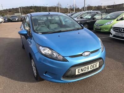 Ford Fiesta Hatchback 1.6 TDCi ECOnetic 5dr