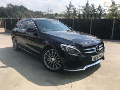 Mercedes-Benz C Class Estate 2.1 C250d AMG Line (Premium) 7G-Tronic+ (s/s) 5dr