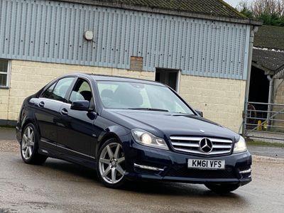Mercedes-Benz C Class Saloon 2.1 C250 CDI BlueEFFICIENCY Sport 7G-Tronic 4dr