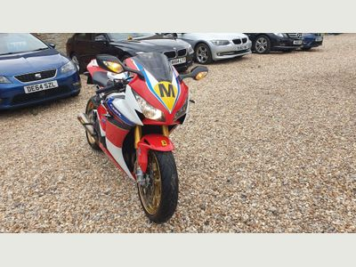 Honda CBR1000RR Fireblade Super Sports 1000 Fireblade SP eC-ABS (TT Edition) Super Sports