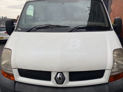 Renault Master Panel Van 2.5 dCi LM35 Medium Roof Van (FWD) 4dr (LWB)