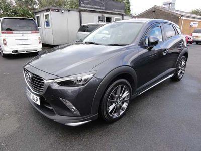 Mazda CX-3 SUV 2.0 SKYACTIV-G GT Sport Auto (s/s) 5dr