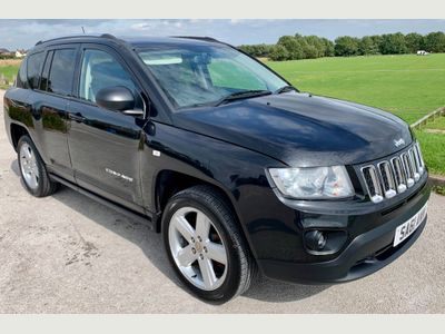 JEEP COMPASS SUV 2.0 Limited 5dr