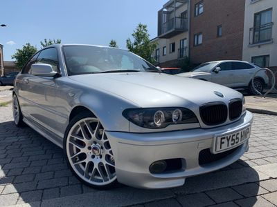 BMW 3 Series Coupe 2.5 325Ci 325 M Sport 2dr