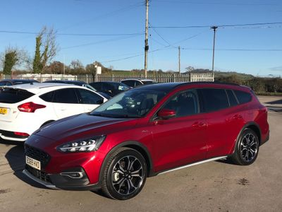 Ford Focus Estate 1.5T EcoBoost Active X Auto (s/s) 5dr