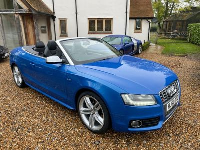 Audi S5 Convertible 3.0 TFSI S Tronic quattro 2dr