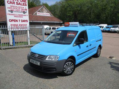 Volkswagen Caddy Maxi Other 1.9 TDI Maxi Panel Van 5dr