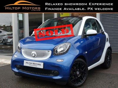 Smart fortwo Coupe 0.9T Proxy (Premium) (s/s) 2dr