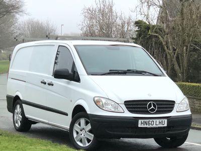 Mercedes-Benz Vito Panel Van 2.1 109CDI Long Panel Van 5dr