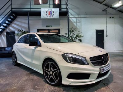 Mercedes-Benz A Class Hatchback 2.1 A200 CDI A200 Night Edition 5dr