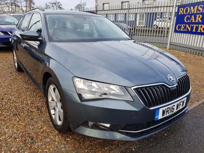 SKODA Superb Estate 2.0 TDI SE (s/s) 5dr
