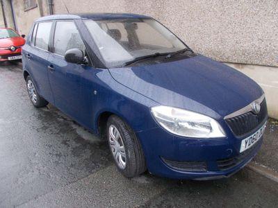 SKODA Fabia Hatchback 1.6 TDI CR DPF S 5dr