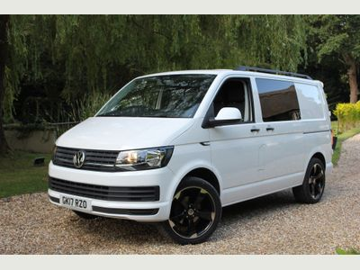 Volkswagen Transporter Panel Van 2.0 TDI BlueMotion Tech T28 Startline 5dr (SWB)