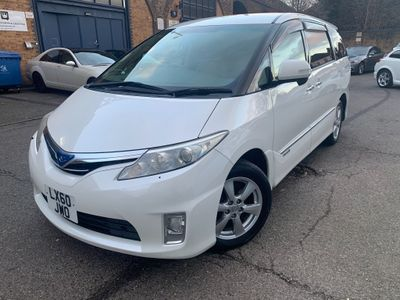 Toyota Estima MPV LOW MILES+HYBRID+8 SSEATER