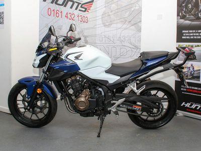 Honda CB500 Naked 500 FA ABS