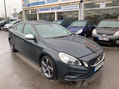 Volvo S60 Saloon 1.6 D2 R-Design Lux Powershift 4dr