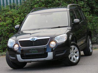 SKODA Yeti SUV 1.2 TSI S 5dr