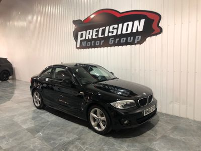 BMW 1 Series Coupe 2.0 120i SE Auto 2dr
