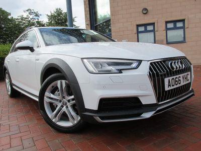 Audi A4 Allroad Estate 2.0 TDI Sport Allroad S Tronic quattro (s/s) 5dr