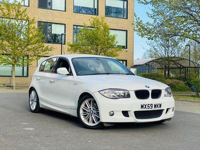 BMW 1 Series Hatchback 2.0 120i M Sport Auto 5dr