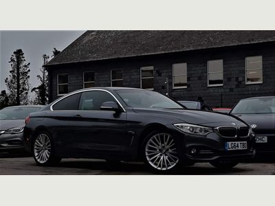 BMW 4 Series Coupe 2.0 420d Luxury Auto xDrive 2dr