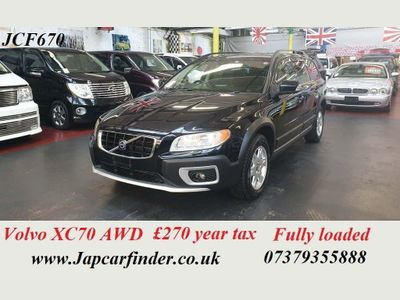 Volvo XC70 Estate 3.2 SE Geartronic 5dr