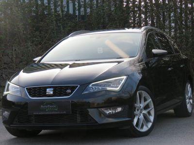 SEAT Leon Estate 2.0 TDI FR (Tech Pack) ST (s/s) 5dr