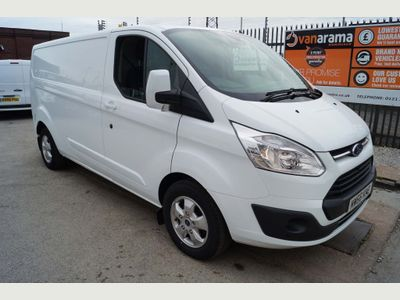 Ford Transit Custom Panel Van 2.0TDCi 290 LIMITED L2 LWB VAN (EURO 6)