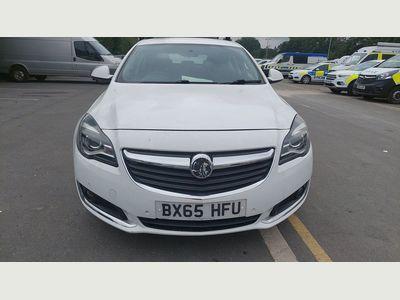 Vauxhall Insignia Hatchback 1.6 CDTi Design Auto 5dr