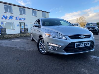 Ford Mondeo Hatchback 2.0 TDCi ECO Graphite 5dr