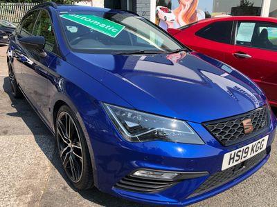 SEAT Leon Estate 2.0 TSI Cupra 300 ST DSG 4Drive (s/s) 5dr