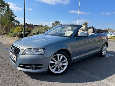 Audi A3 Cabriolet Convertible 2.0 TFSI Sport Cabriolet S Tronic 2dr