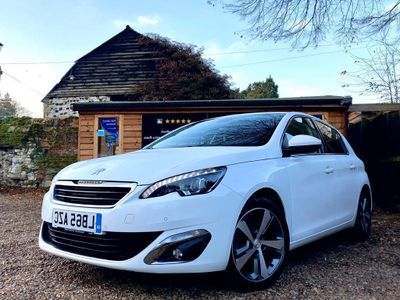 Peugeot 308 SW Estate 2.0 BlueHDi Allure 5dr