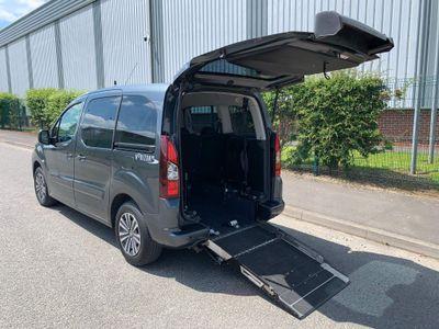 Peugeot Partner Tepee MPV 1.6 HDi Tepee S 5dr