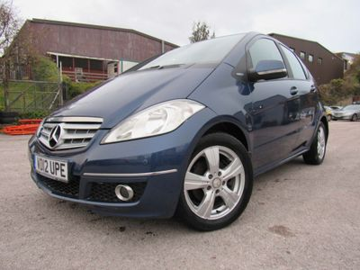 Mercedes-Benz A Class Hatchback 2.0 A160 CDI BlueEFFICIENCY Avantgarde SE 5dr