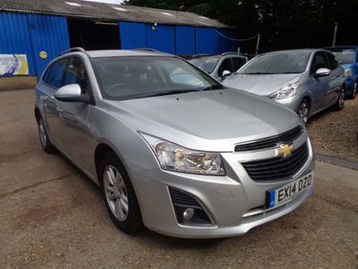 Chevrolet Cruze Estate 1.7 TD LT (s/s) 5dr