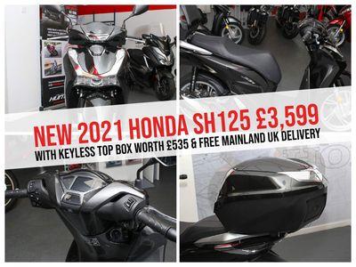 Honda SH125 Scooter 125 i ADG