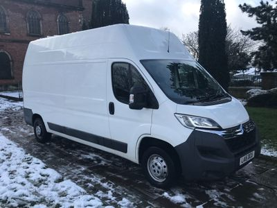 Citroen Relay Panel Van 2.2 HDi 35 Enterprise L3 H3 EU5 5dr