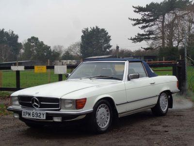 Mercedes-Benz SL Class Convertible 4.2 2dr