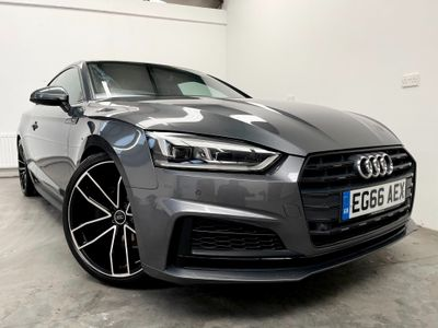 Audi A5 Coupe 2.0 TDI S line S Tronic (s/s) 2dr