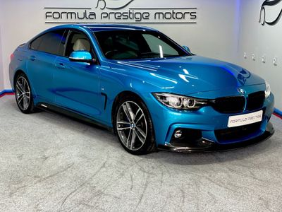 BMW 4 Series Gran Coupe Saloon 3.0 435d M Sport Gran Coupe Auto xDrive (s/s) 5dr