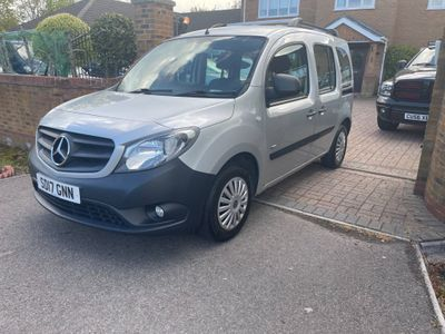 Mercedes-Benz Citan Other 1.5 CDi 109 L2 Traveliner FWD 5dr (5 Seat)